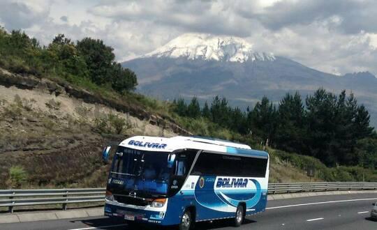 Bus Bolivar
